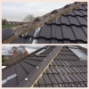 Ridge tile replace